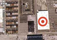 Target from the sky