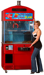 Love Maine Lobster Claw Game