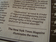 NYT makes me laugh
