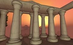 columns aka pillars