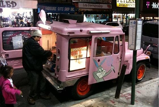 Cotton Candy Truck Brings Sweet Biz