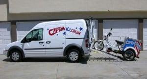 Captian Ice Cream