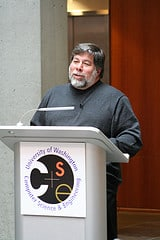 Steve Wozniak Talk at the Paul G. Allen Center for Computer Science & Engineering
