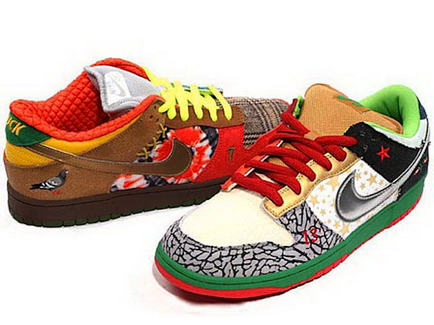 Dunk sb low What the Dunk Rare Amazingly
