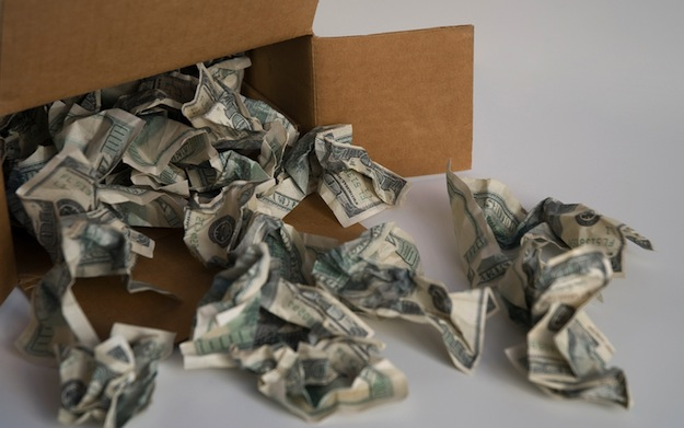 Financial Padding 2