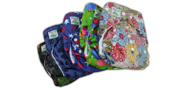Better cloth diapers