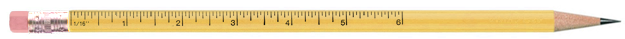 Ruler Pencil
