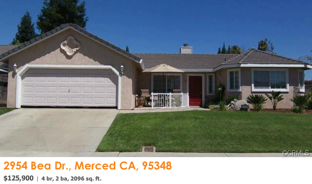 Merced for Sale