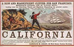 A Lesson in American Entrepreneurship: The California Gold Rush