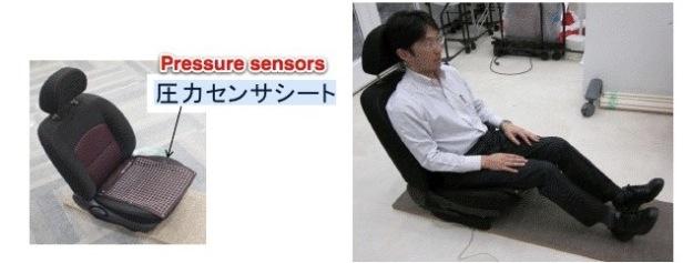 Car Seat Sensor