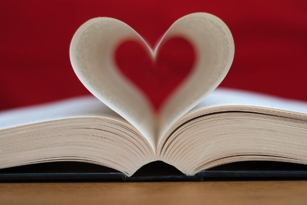 Looking for Love in a Stack of Books