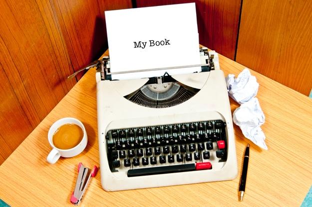 Typewriter my Book