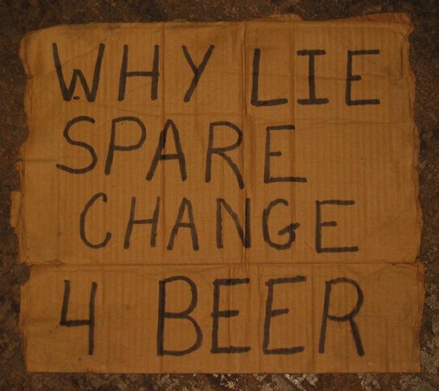 Why lie