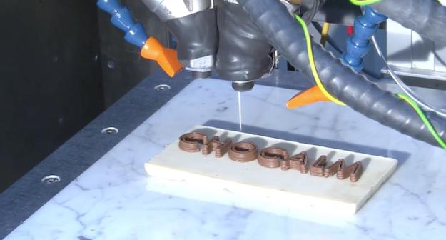 Chocolate Printing