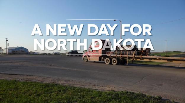 A new day for North Dakota