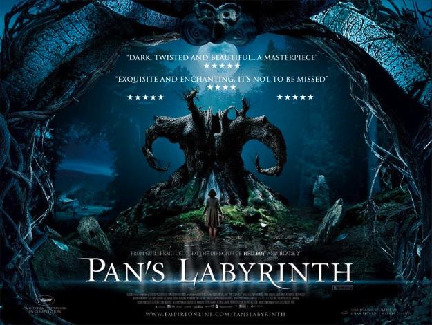 Pans Labyrinth Poster