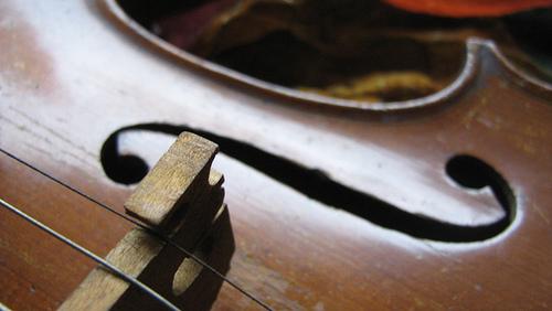 the stolen violin