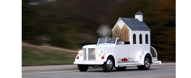 Mobile Wedding Chapel