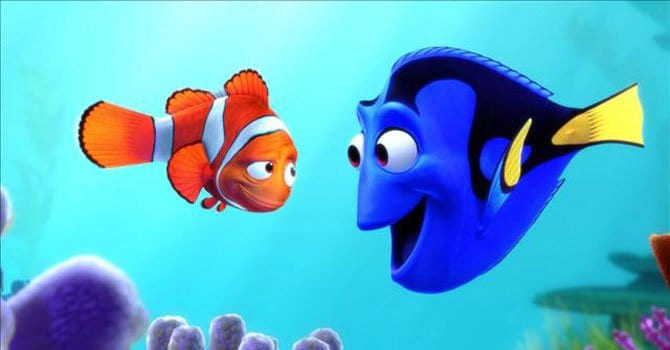 Finding Nemo 6701