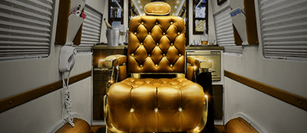 How to open a luxury mobile barber shop