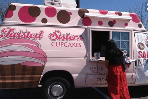 Mobile Cupcake business