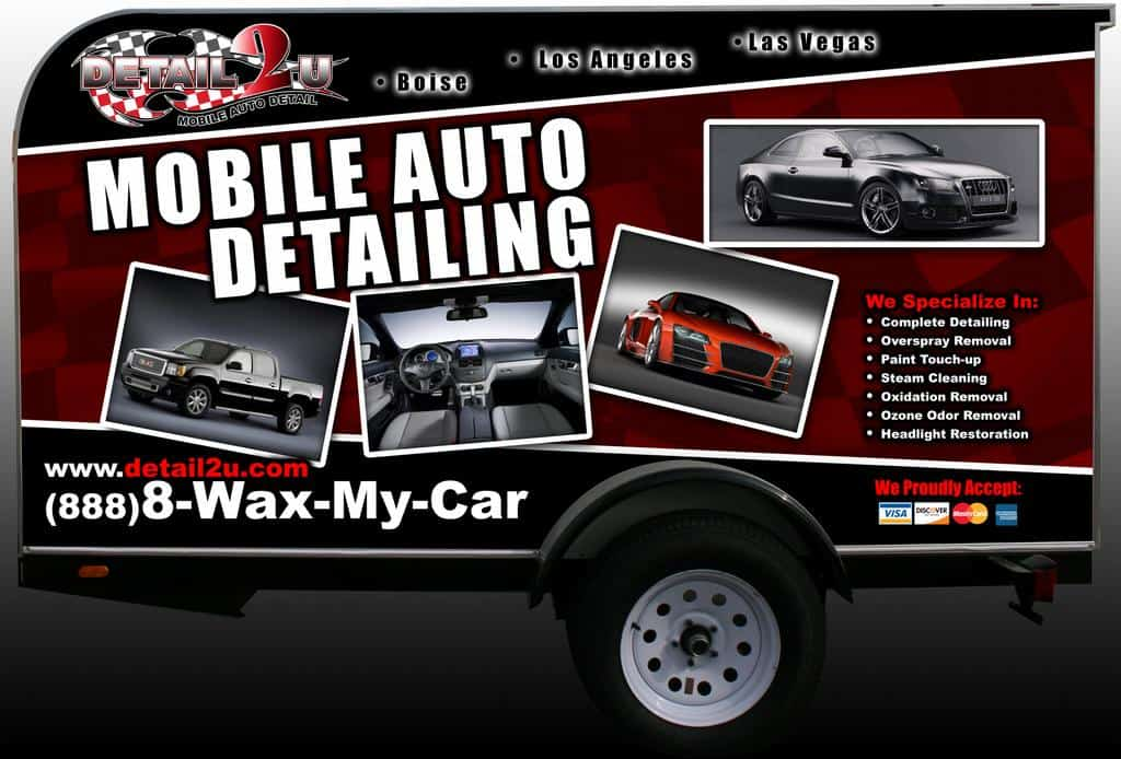 How to start a mobile auto detail business