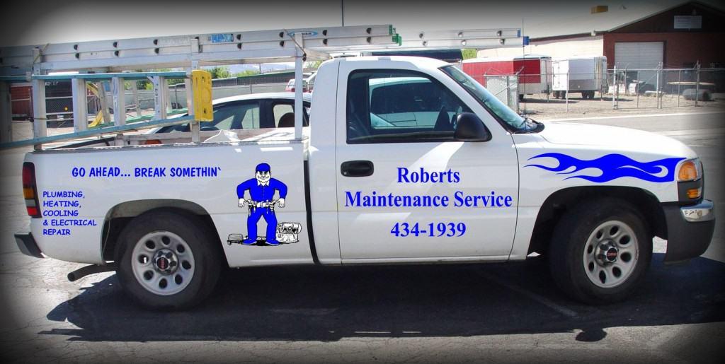 Mobile handyman service