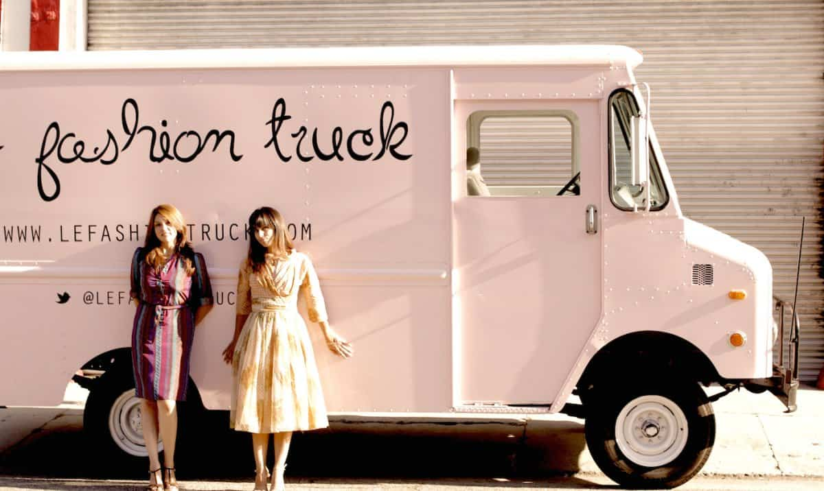 Mobile Fashion Boutique