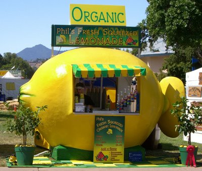 How to start a mobile lemonade franchise