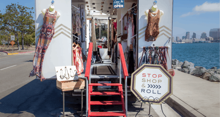 Mobile Fashion truck