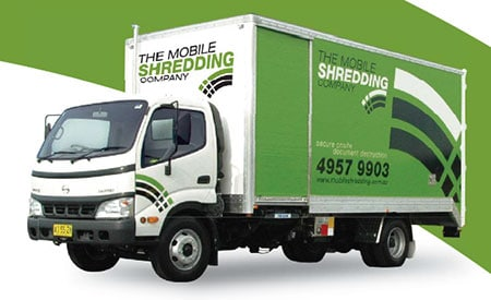 Mobile Shredding Business