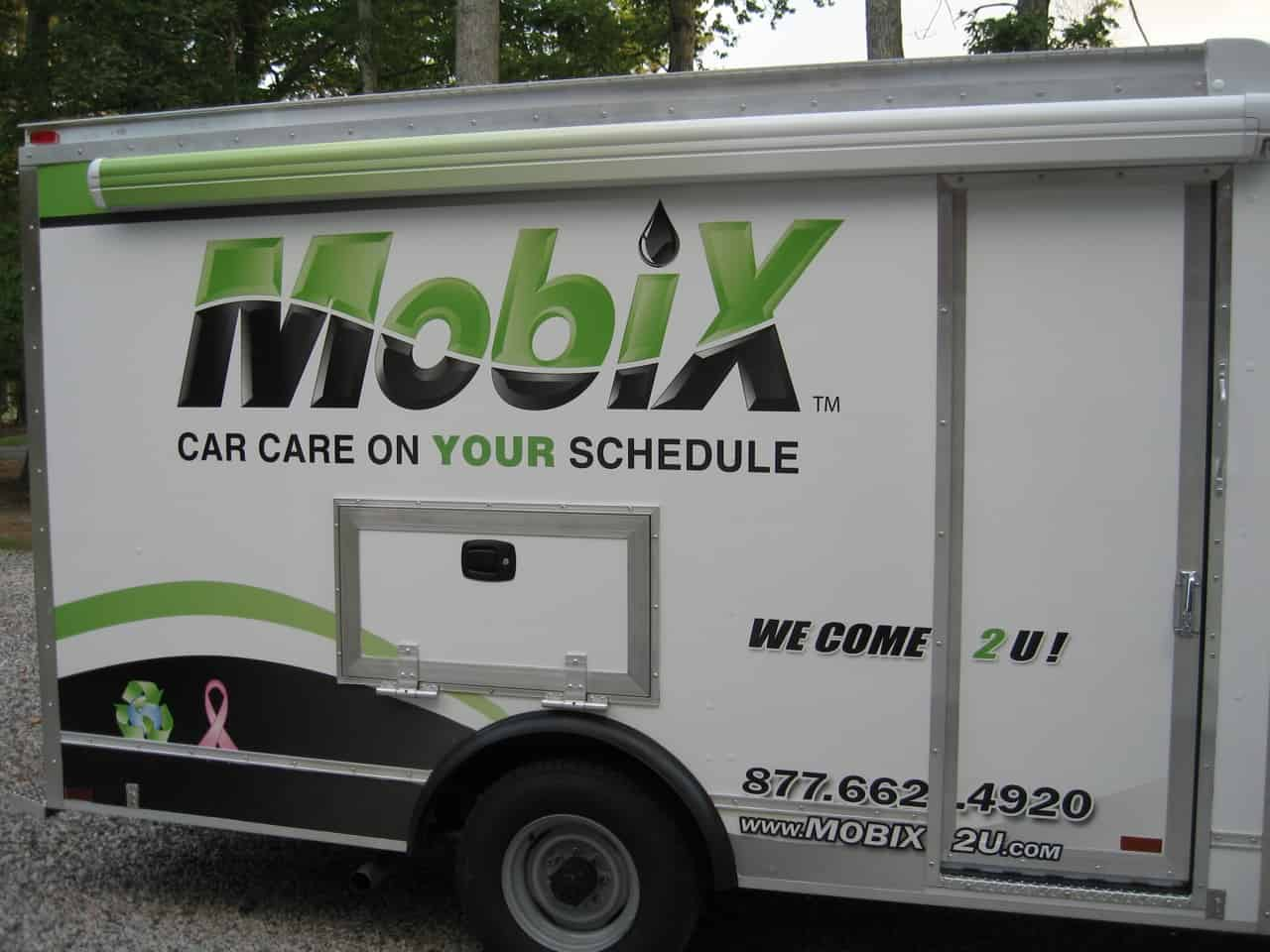 How to start up a mobile oil change business