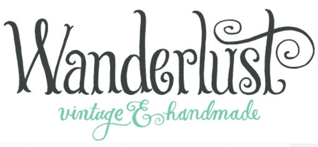 Wanderlust mobile boutique logo