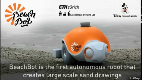 Meet the Beachbot