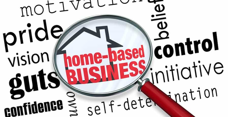 10 Steps To Running A Home-Based Business