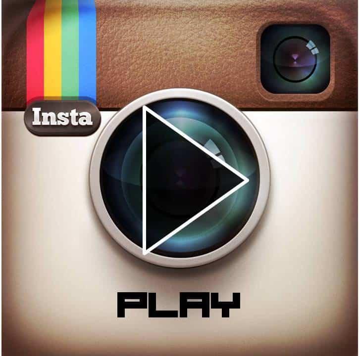 Instagram Video Button