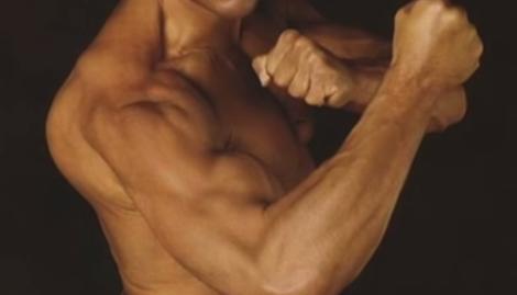 Young Image of Jean Claude Van Damme