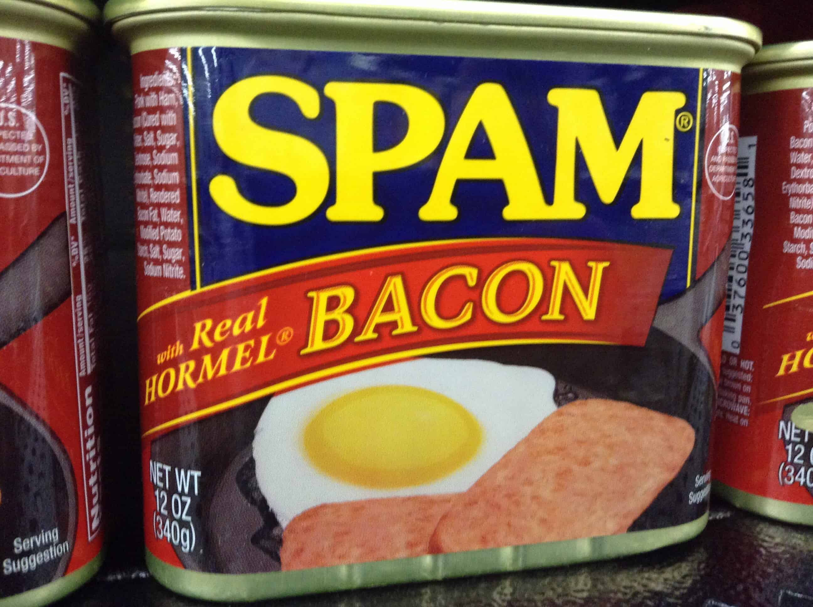 spam folders