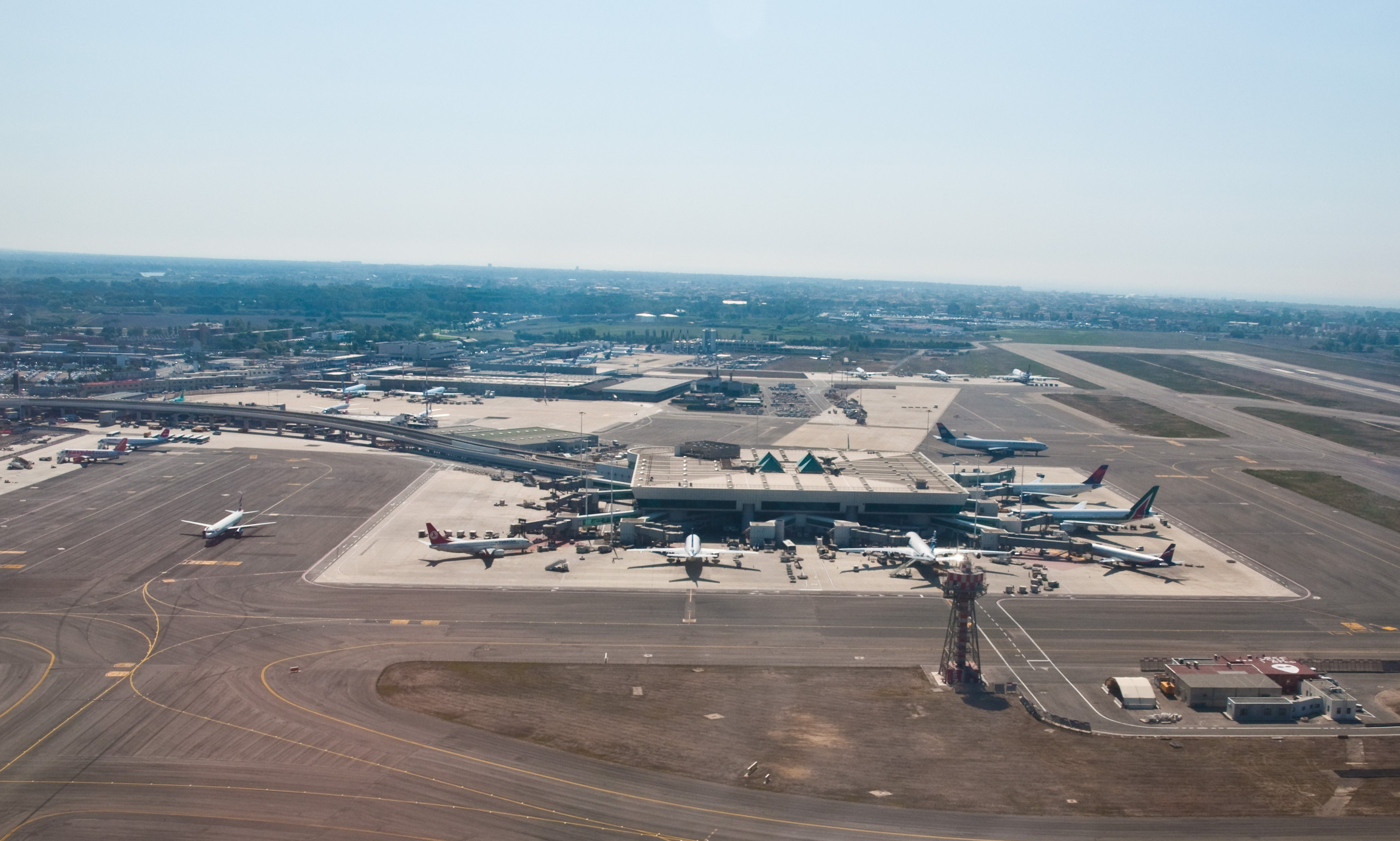 fiumcino airport