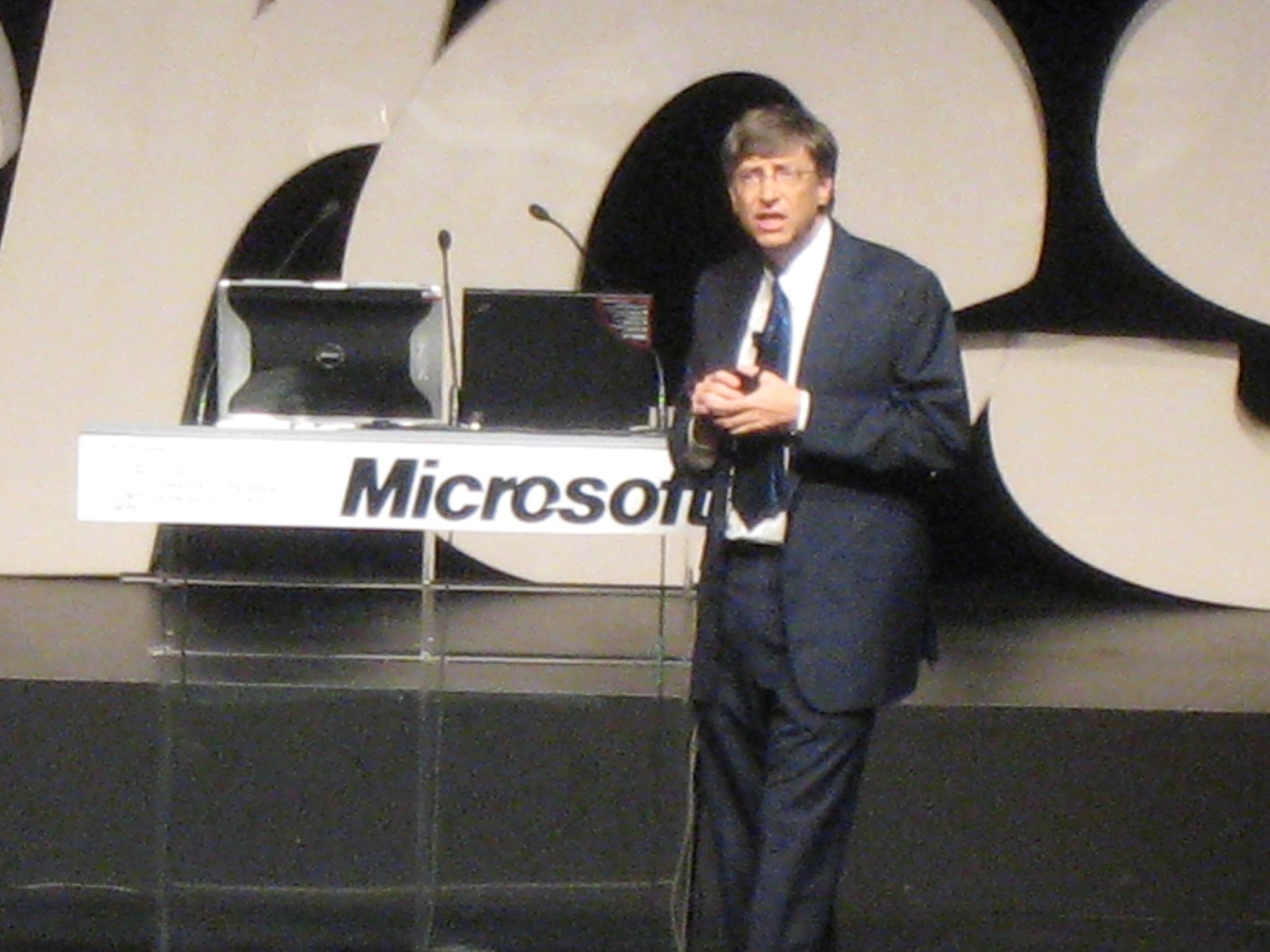 Bill Gates startup