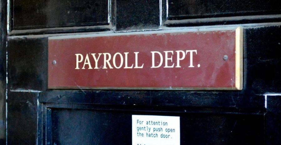 running payroll