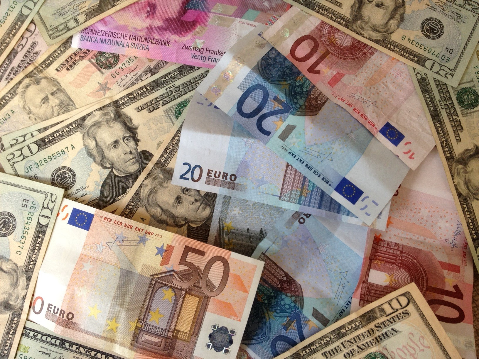 Most volatile forex currency pairs