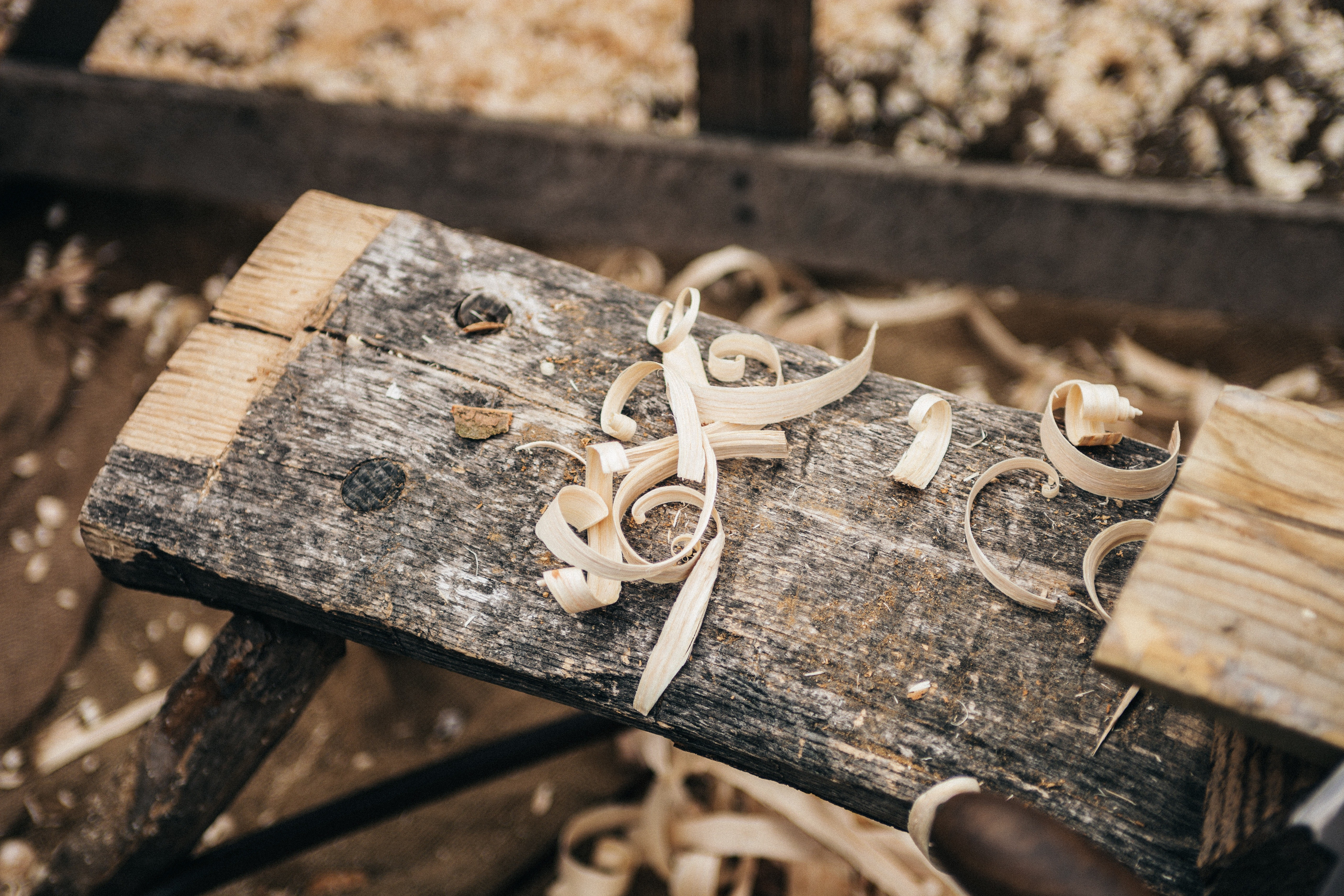 woodworking machinery: choose the right tool for the job