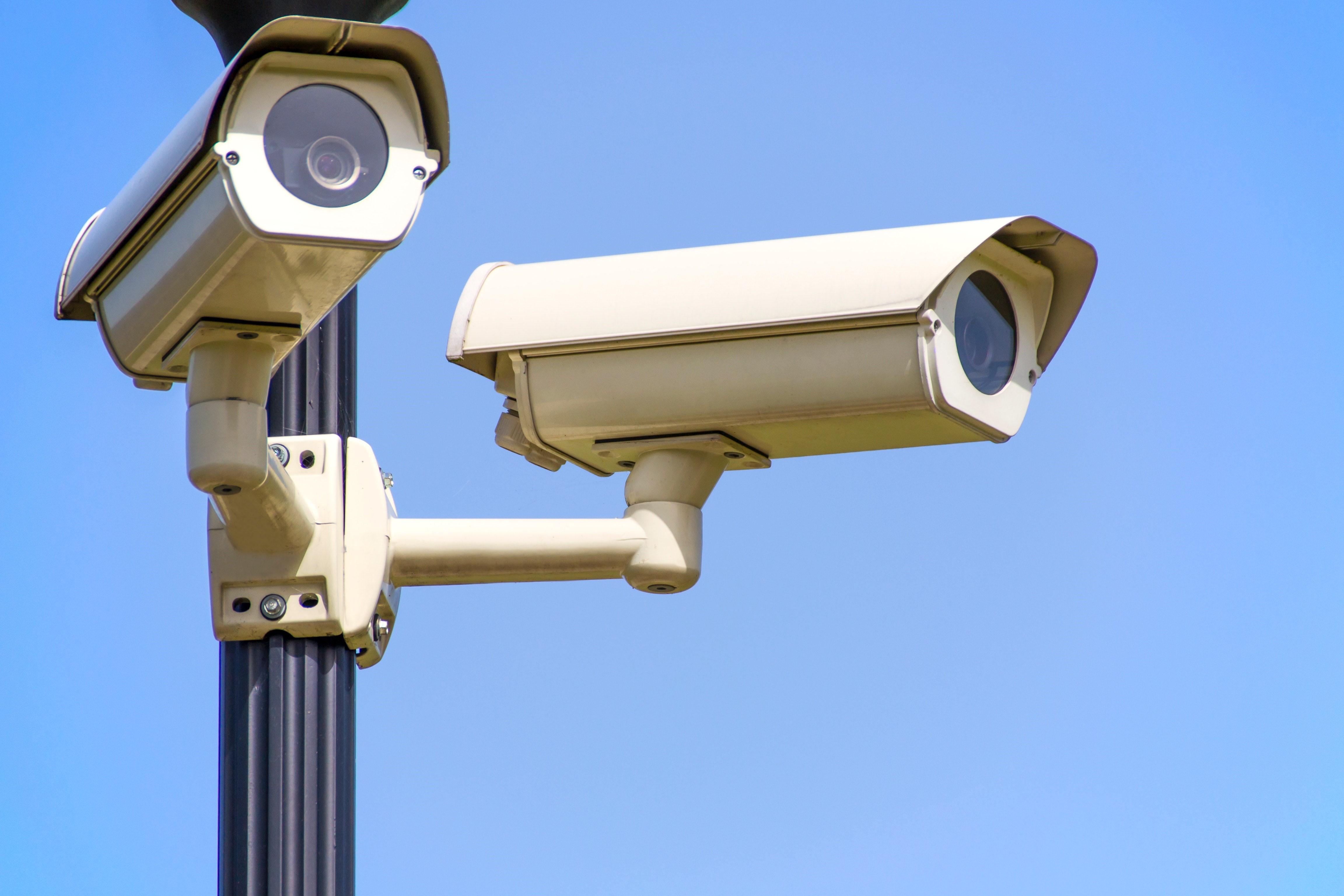cloud-based surveillance