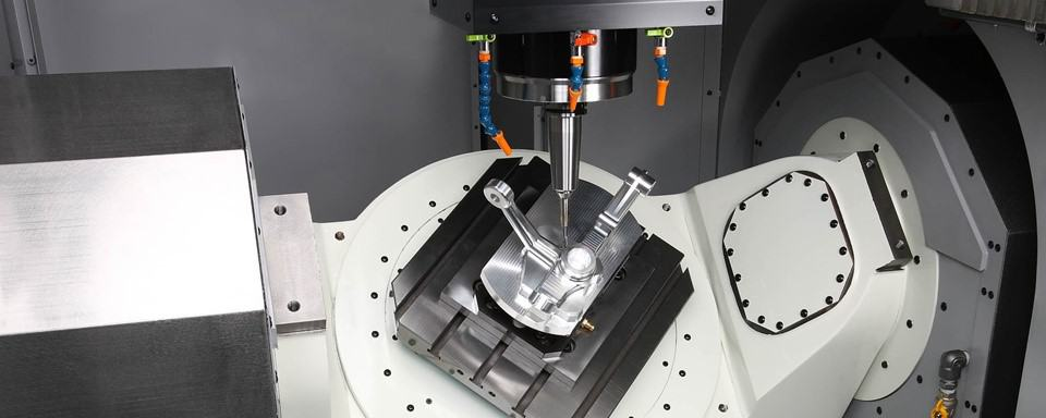 automotive prototype machining