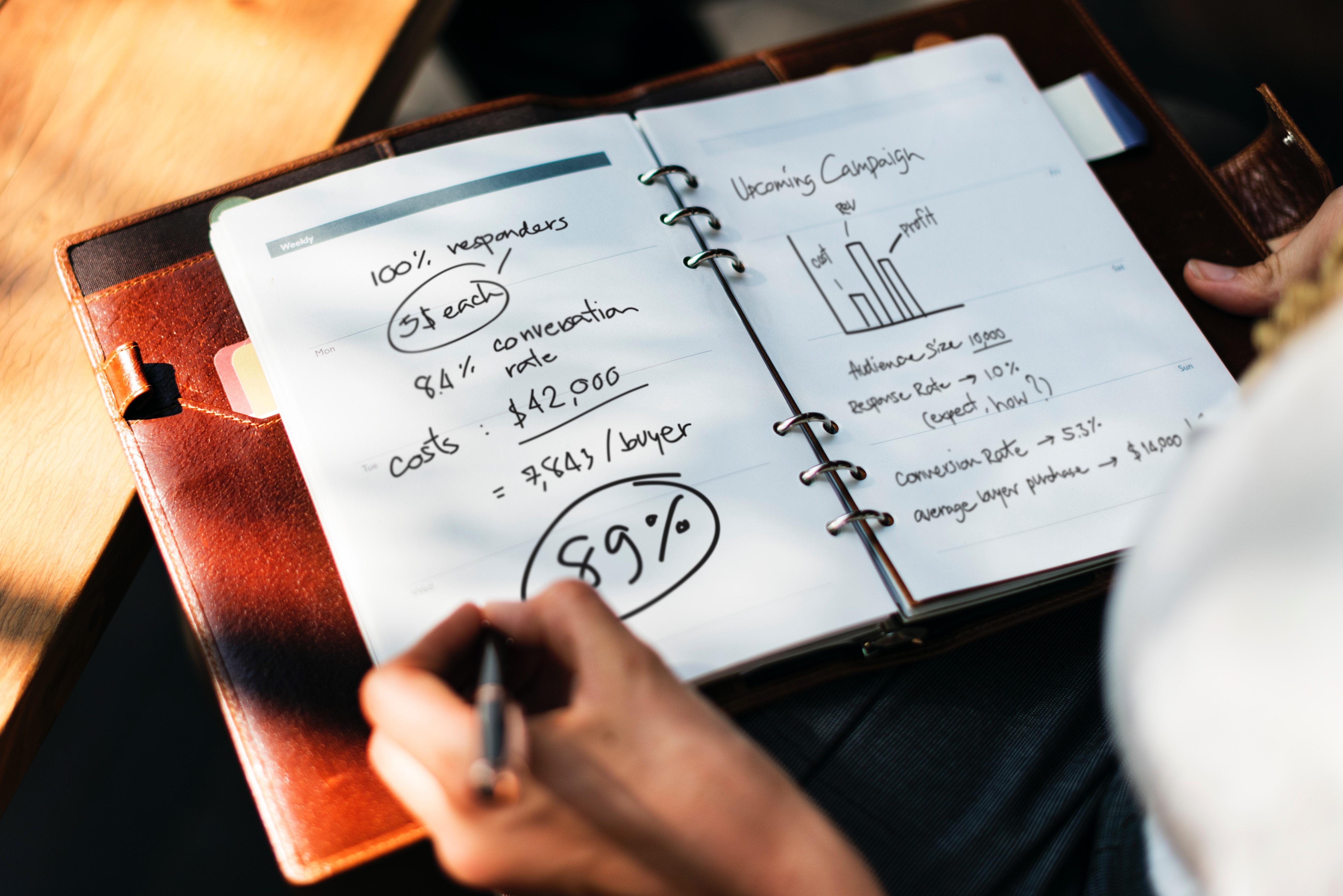 financial preparation services