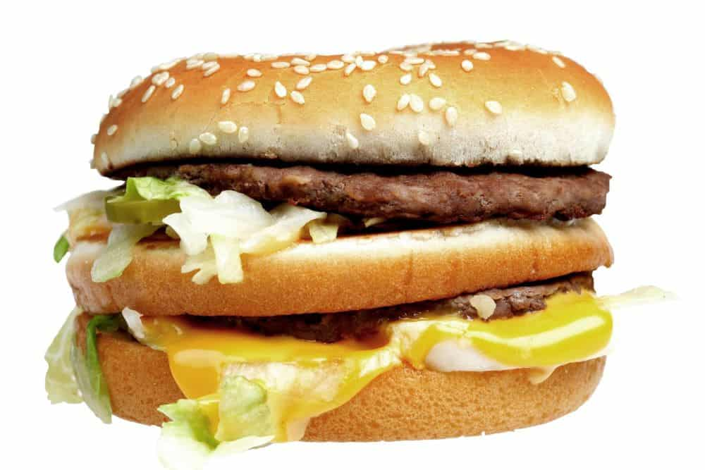 big mac index 2
