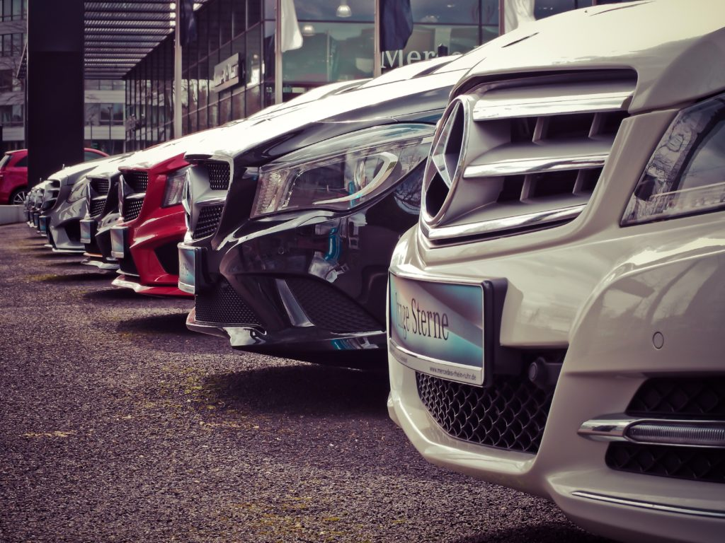 business fleet vehicles