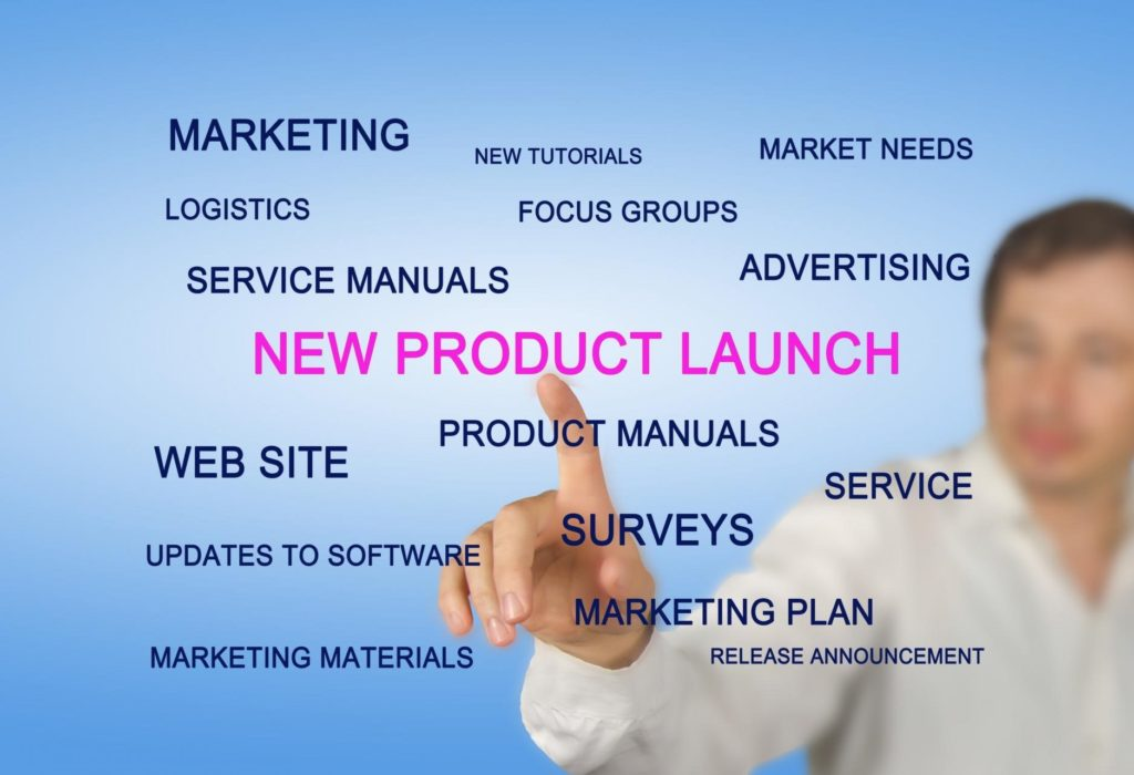 product launch 3