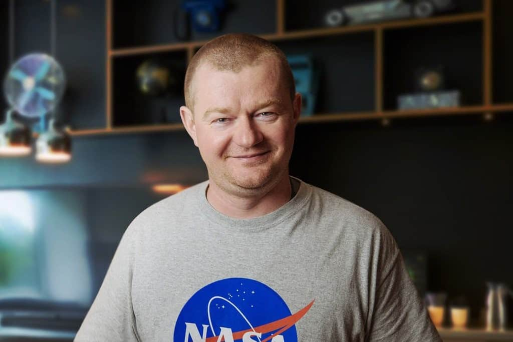 Businessman Max Polyakov - Firefly